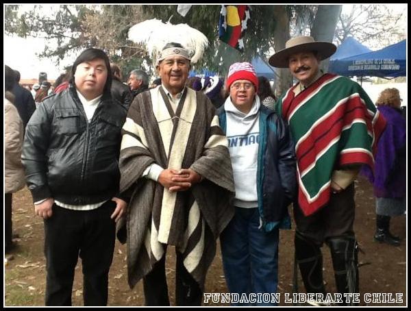 Año Nuevo Mapuche 2014