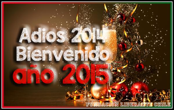 FELIZ AÑO NUEVO 2015!!!